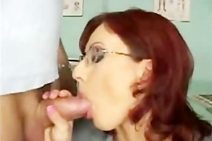 teacher and student love anal and double