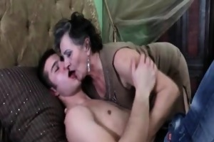 wicked chunky older woman goes eager part5