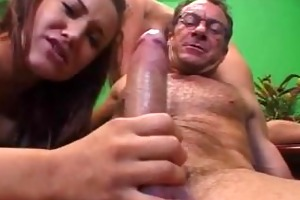 mamma and daughter fuck older lad