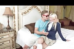 rich juvenile playboy seduces a juvenile french