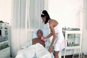 dark angelika - nurse