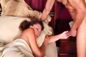 sleeping mom older aged porn granny old cumshots