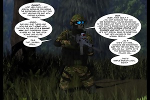 3d comic: langsuirs chronicles. movie 16