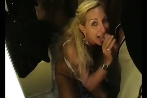 excellent blond d like to fuck having anal in
