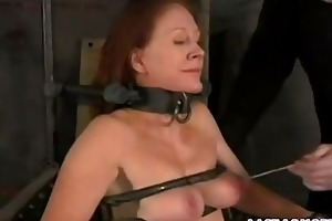 aged redhead coercive part3