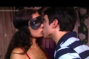 sex blind date