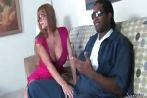 lascivious mamma screwed by dark stud very