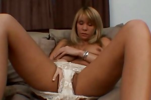 wicked breasty mother i solo dildoing wet crack