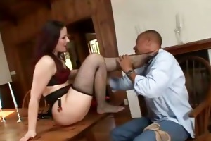 mother i foot and pantyhose fetish sex