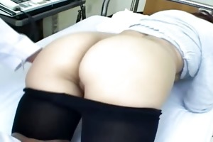 japanese doctor and japanese butthole