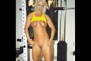 picture episode fbb blond muscle bodybuilder