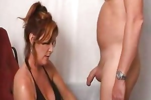 breasty mother i facialized after oral sex tugjob