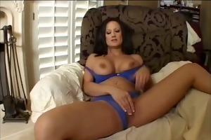 large tit mother i rubs wet crack