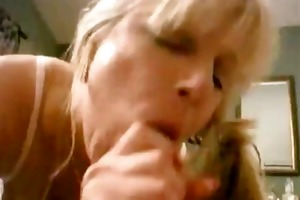 dilettante golden-haired mother i blow job