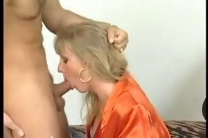 german blond milf snatch screwed