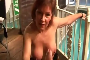 breasty older mamma t live without to stroke and