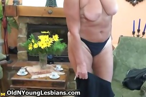 sexually excited grandmas love licking a legal