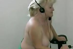 plumper older working out older older porn granny
