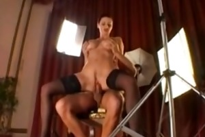 d like to fuck bonks the camera stud during her
