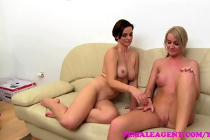 femaleagent d like to fuck masturbates with