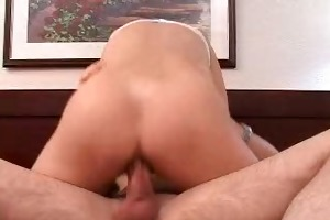 big boobed d like to fuck enjoys knobs