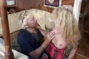 unattractive dutch blond mother i