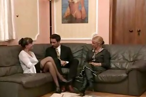 granny and mother i in nylons fuck