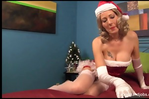 lustful holiday stepmom seduces me. zoey holloway