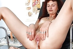 redhead d like to fuck cum-hole checkup at