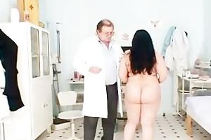 large marangos bulky mommy rosana gyno doctor