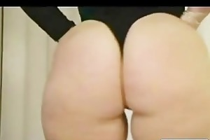 giant butt aged mom