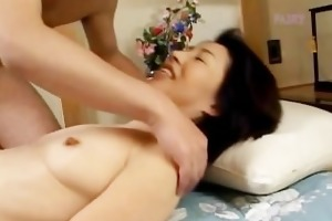makiko that is has her pussy fingered and then