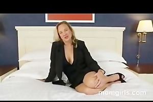 professional mother i doesnt have time for sex so