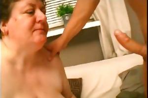 this older big beautiful woman desires shlong