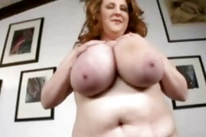older fat whore around oustanding chest
