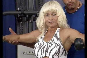 my muscle mom