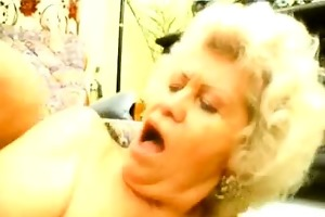 hawt grandmas in lingeries trio