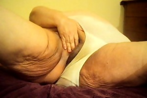 oiled fur pie and pants