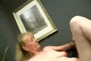bulky granny schlong sucks and her gets curly