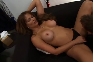 monique fuentes drilled hard by the husbands