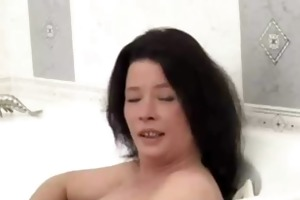 slutty wife acquires drilled and then facialed