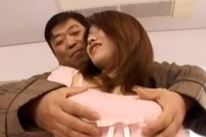 japanese older honey acquires screwed doggy part3