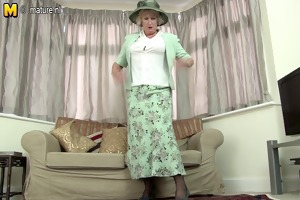 british lady shows her wicked side