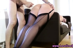 aged nylons hoe swallows