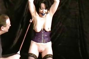 aged slavegirls slit needle punishment and bizarre