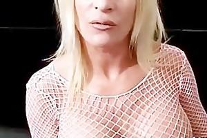 cheating blonde doxy lauren copulates her