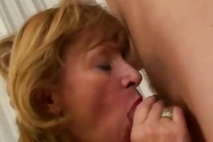 unfathomable throat hot granny