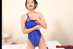 japanese aged getting titfucked
