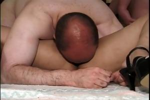 dilettante - hawt male older three-some