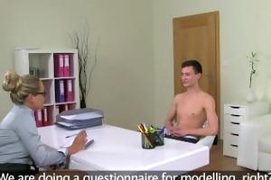 femaleagent. d like to fuck makes false promises